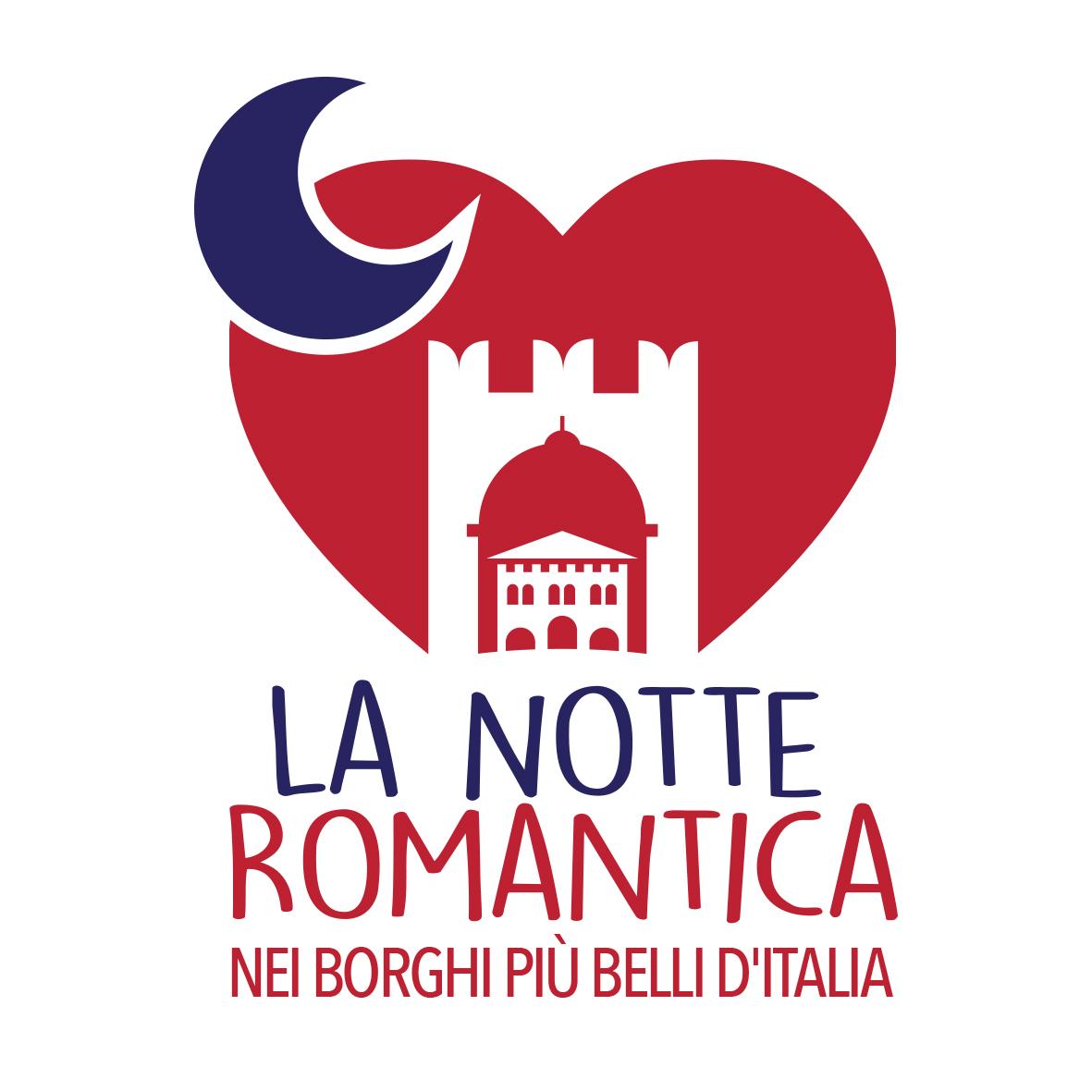Logo - La Notte Romantica dei Borghi più belli d'Italia