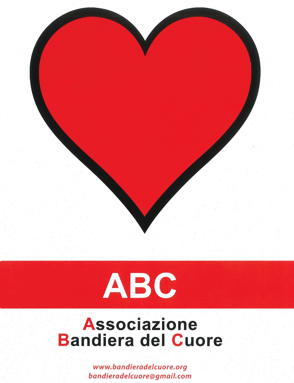 bandiera del cuore logo